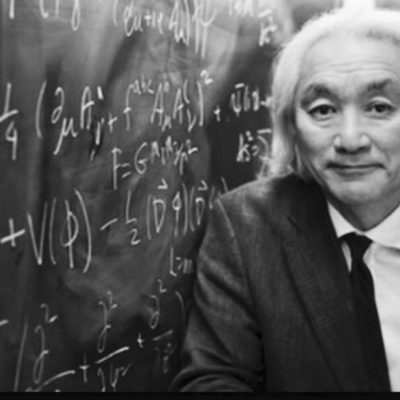 "Ep 75 – Dr. Michio Kaku ""The Future of Humanity"""