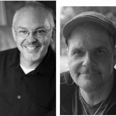 """Ep. 121 – Rev. Dr. Bradley Jersak & Wm. Paul Young """"The Pastor"""" pt. 1"""
